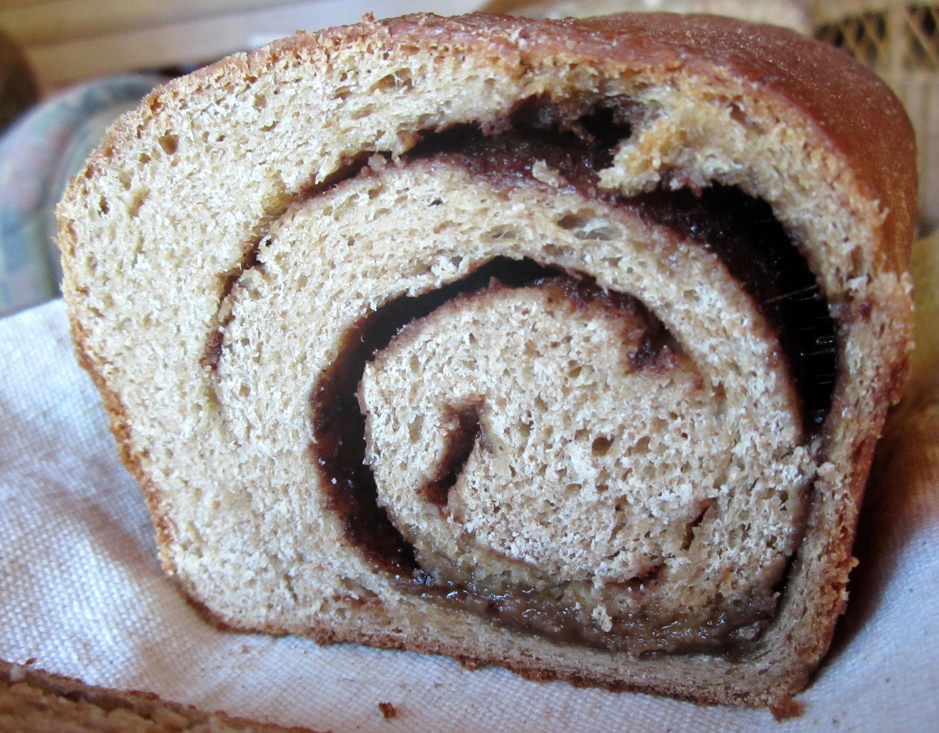 cinnamon swirl bread grain cinnamon swirl bread cinnamon swirl bread ...