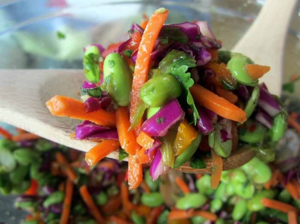 Most Popular Recipes: Asian Edamame Salad
