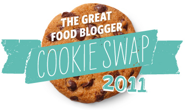 The great food blogger cookie swap 2011 logo