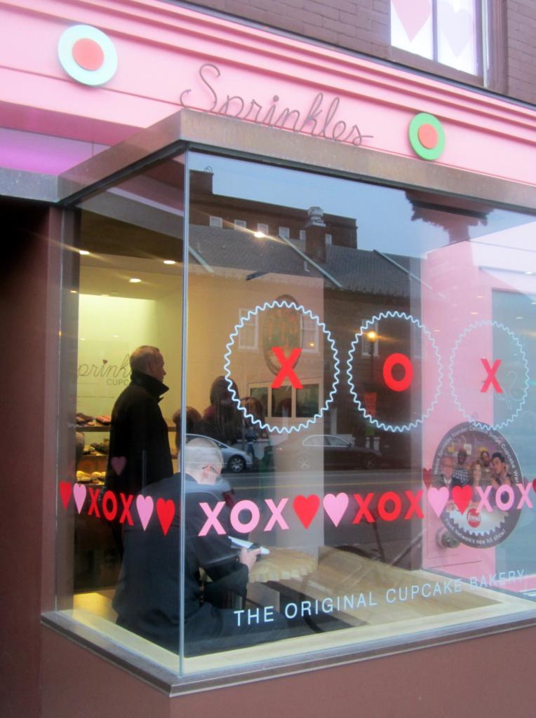sprinkles cupcake shop
