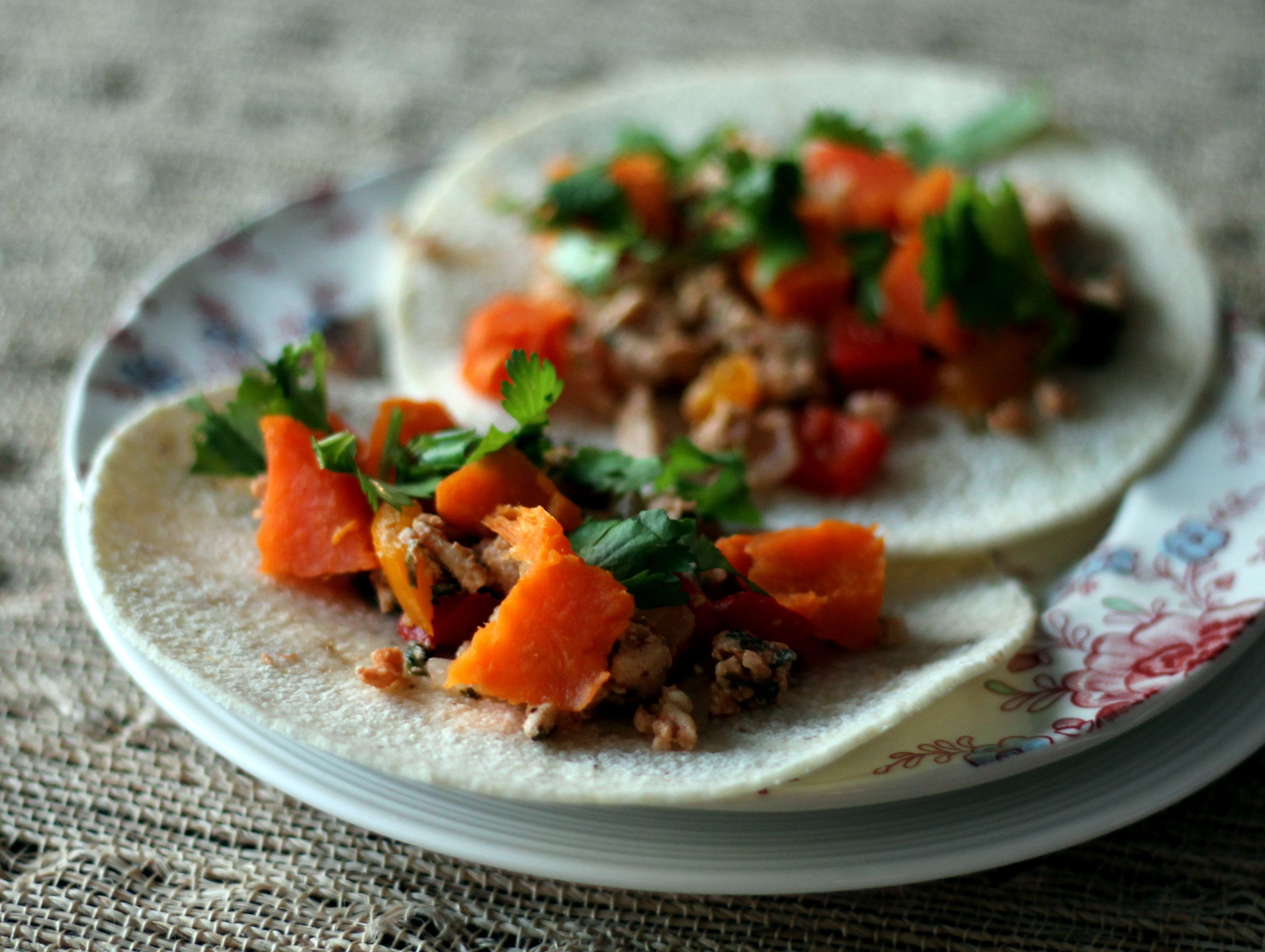 Sweet potato chicken mexican stir fry ambitious kitchen alright forumfinder Image collections