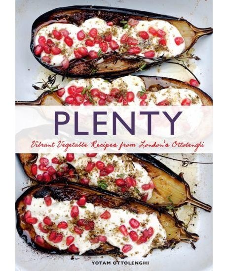 Plenty cookbook by Yotam Ottolenghi