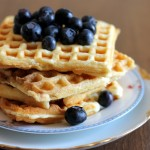 Grandma's Buttermilk Waffles