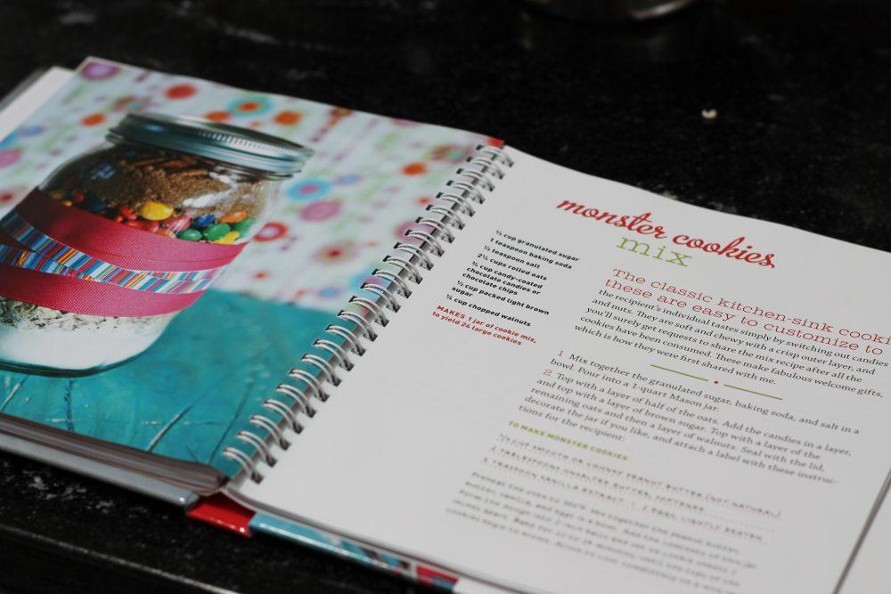 Desserts in Jars cookbook