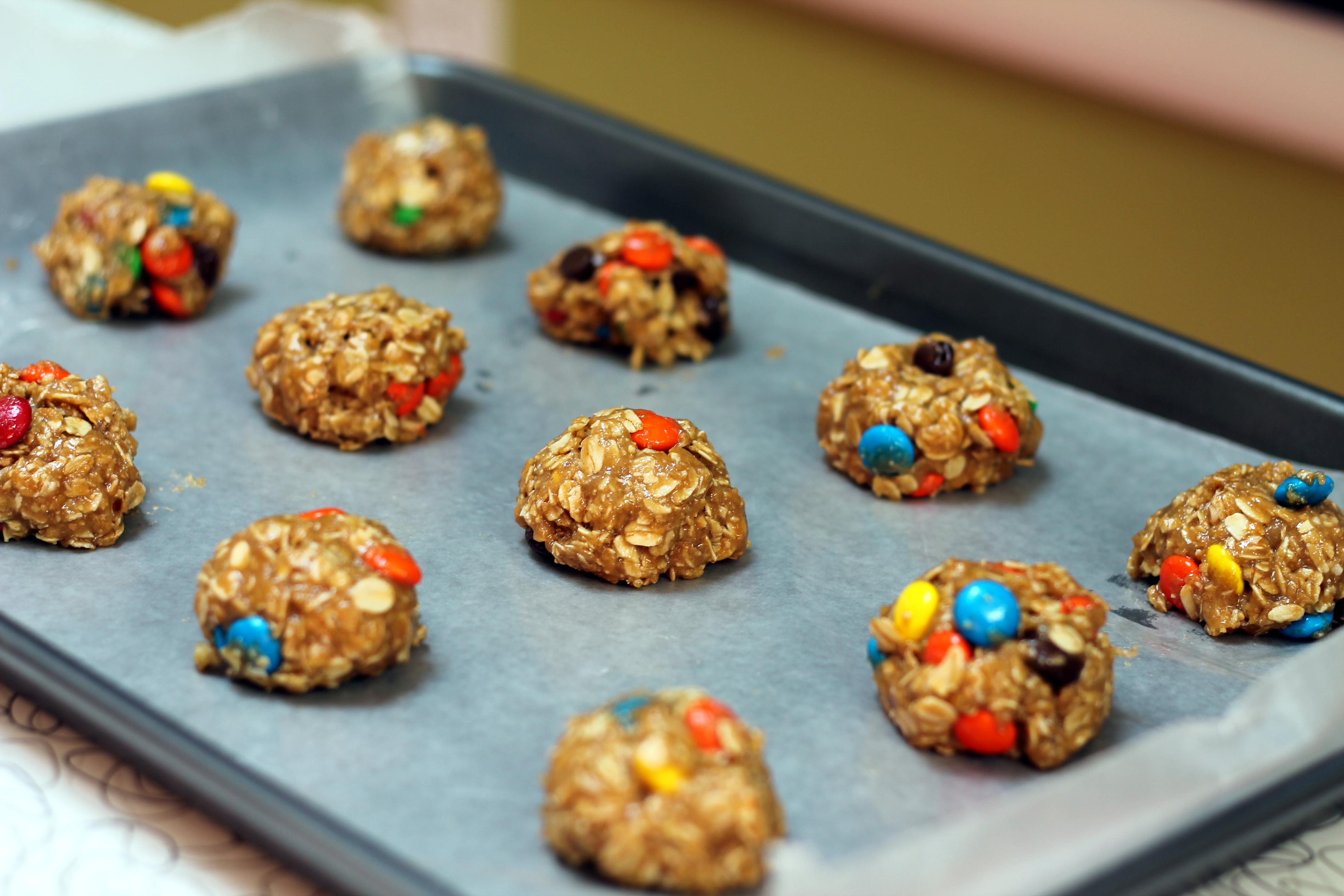 Best Monster Cookies Desserts In Jars Cookbook Giveaway Via Ambitious Kitchen