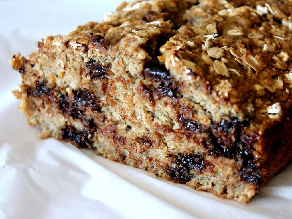 Gluten Free Chocolate Loaf Cake
