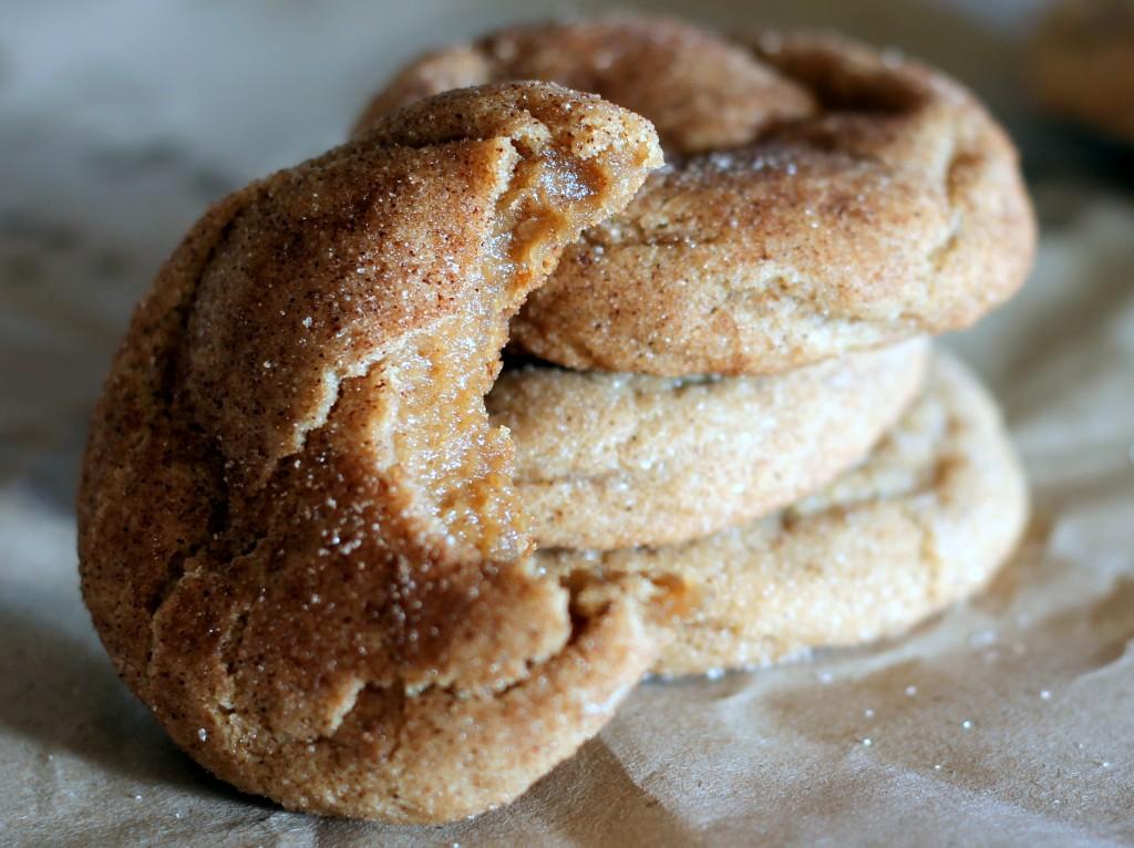 Recipe snickerdoodle cookies