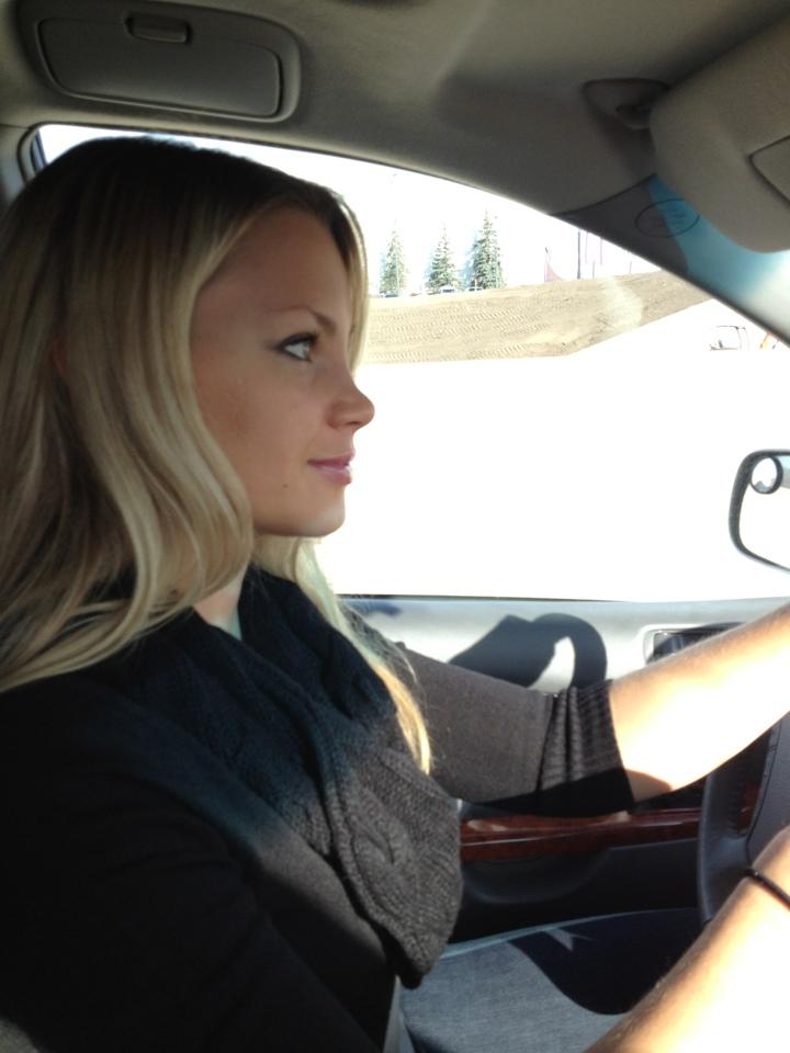 monique driving
