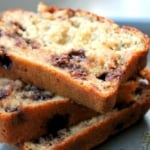 Honey Whole Wheat Chocolate Chip Banana Bread