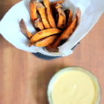 let's talk: french fries + dipping sauces