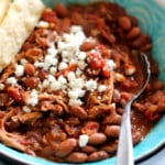 Pinto Bean Chicken Chili
