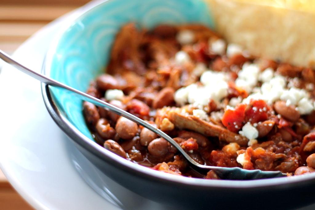 Pinto Bean Chicken Chili | Ambitious Kitchen