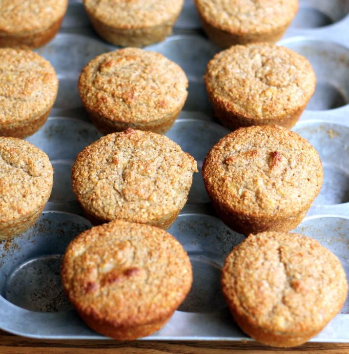 Gluten-Free Low-Fat Vegan Oatmeal Muffins Recipes — Dishmaps