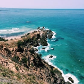 Byron Bay, Australia - via ambitiouskitchen.com