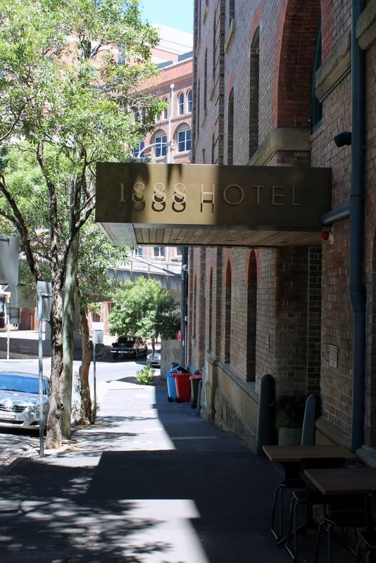 1888 hotel - Sydney, Australia