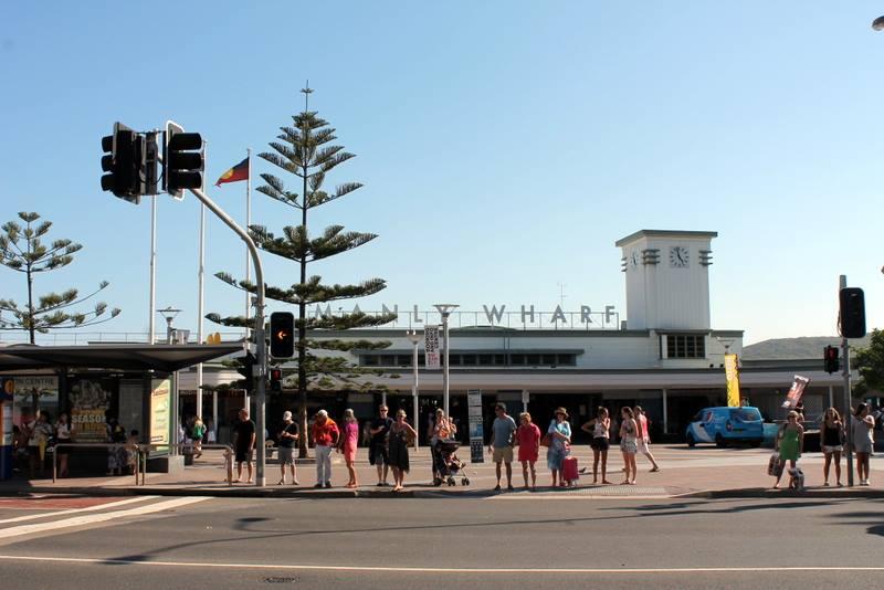 Manly Wharf, Australia