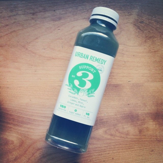 Urban Remedy Purify Juice Cleanse
