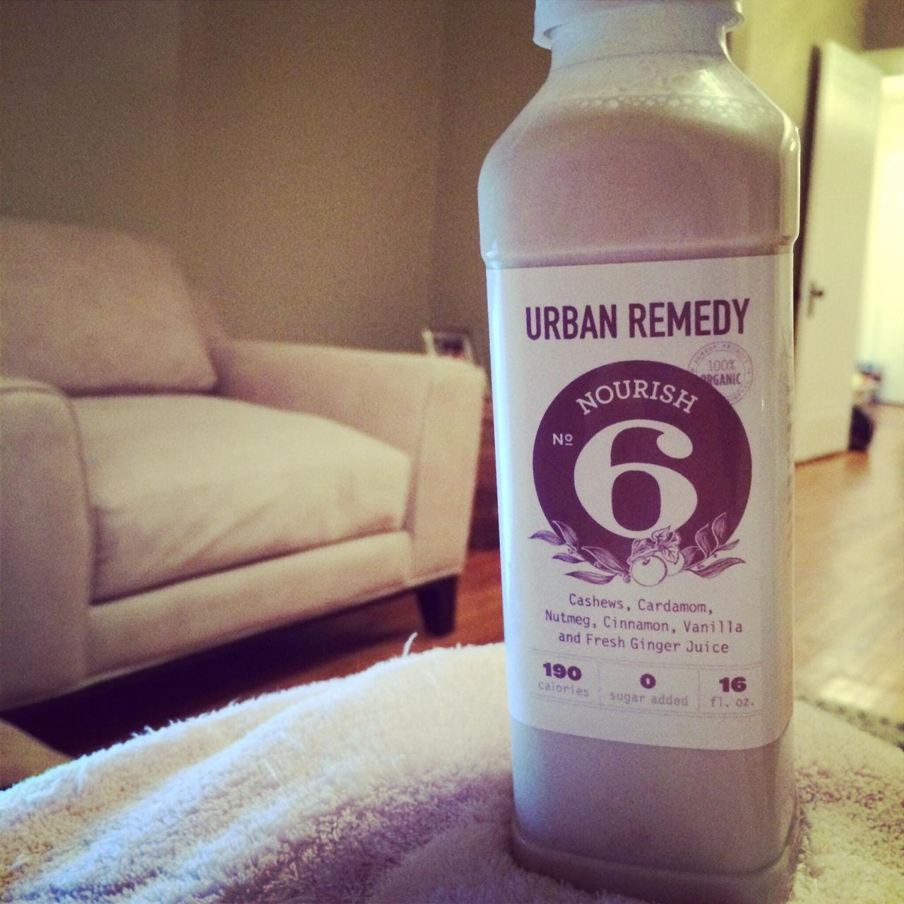 Urban Remedy juice