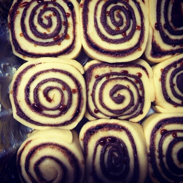 Cinnamon Rolls from Ambitious Kitchen