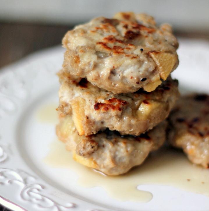 Lean Turkey Apple & Maple Sausage Breakfast Patties