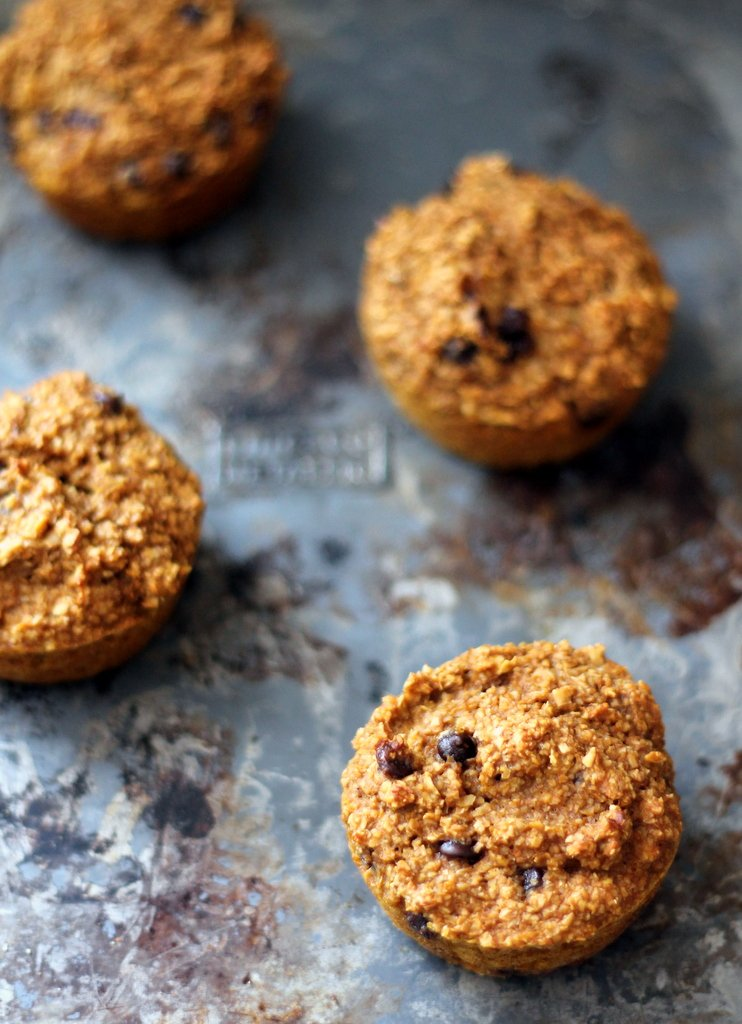 Oat Protein Muffins