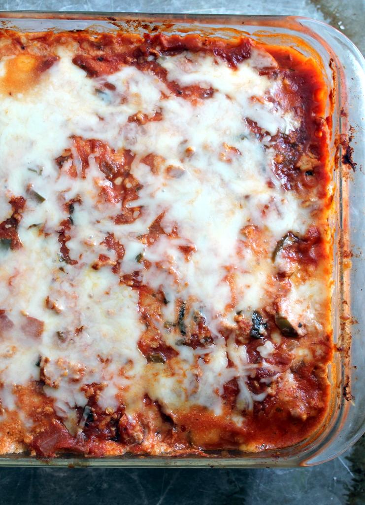 recipe: spicy beef lasagna recipe [34]