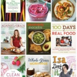 Wellness Wednesday: 10 Healthy Cookbooks I Love!