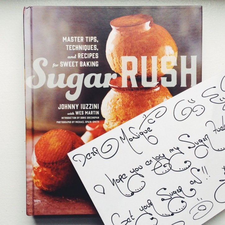 Sugar Rush book by Johnny Iuzzini