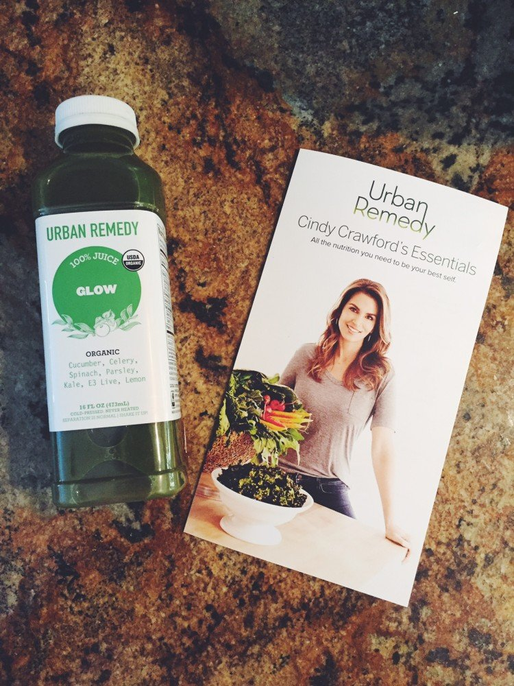 Wellness Wednesday: Clean Eating for 3 Days {A Review of Cindy Crawford's Essentials}
