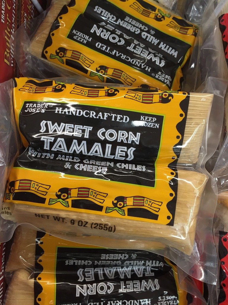 package of tamales