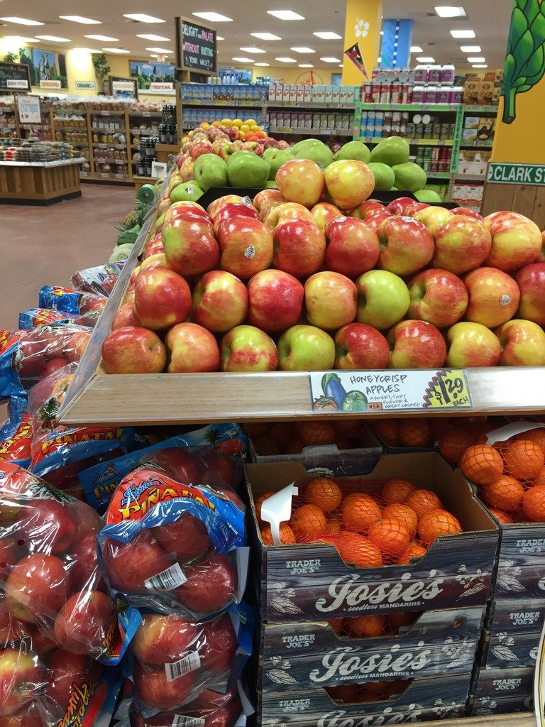 apples at trader joes