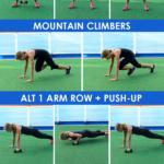 Wellness Wednesday: Rock Your Bod Circuit Workout (Body Sculpt Series)