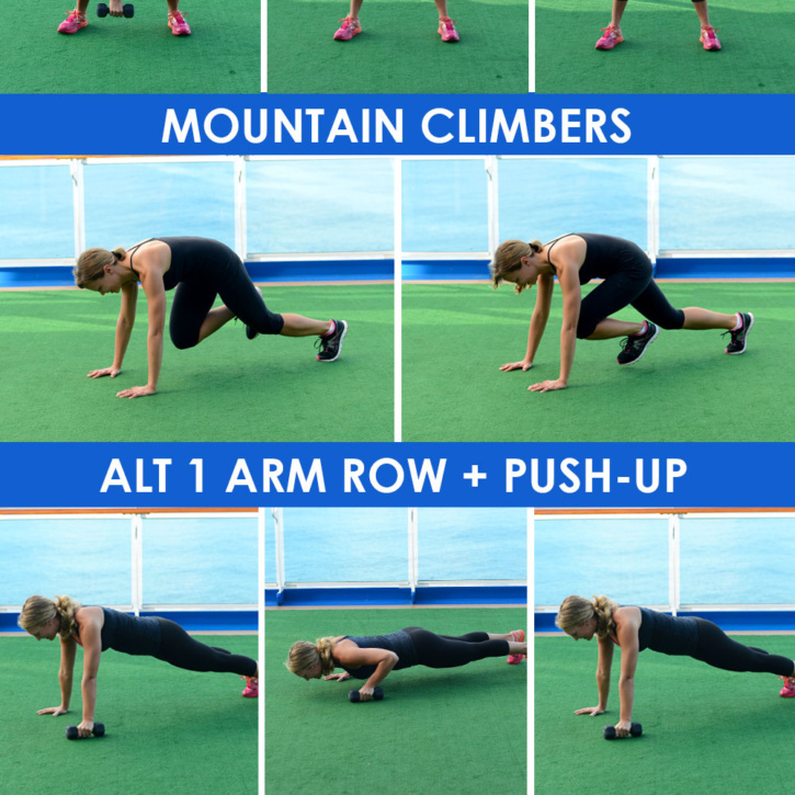 Do this heart pumping body sculpt workout anywhere! It only takes 20-30 minutes and will burn tons of calories!