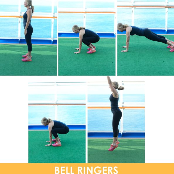 30 Minute Full Body Toner Workout graphic