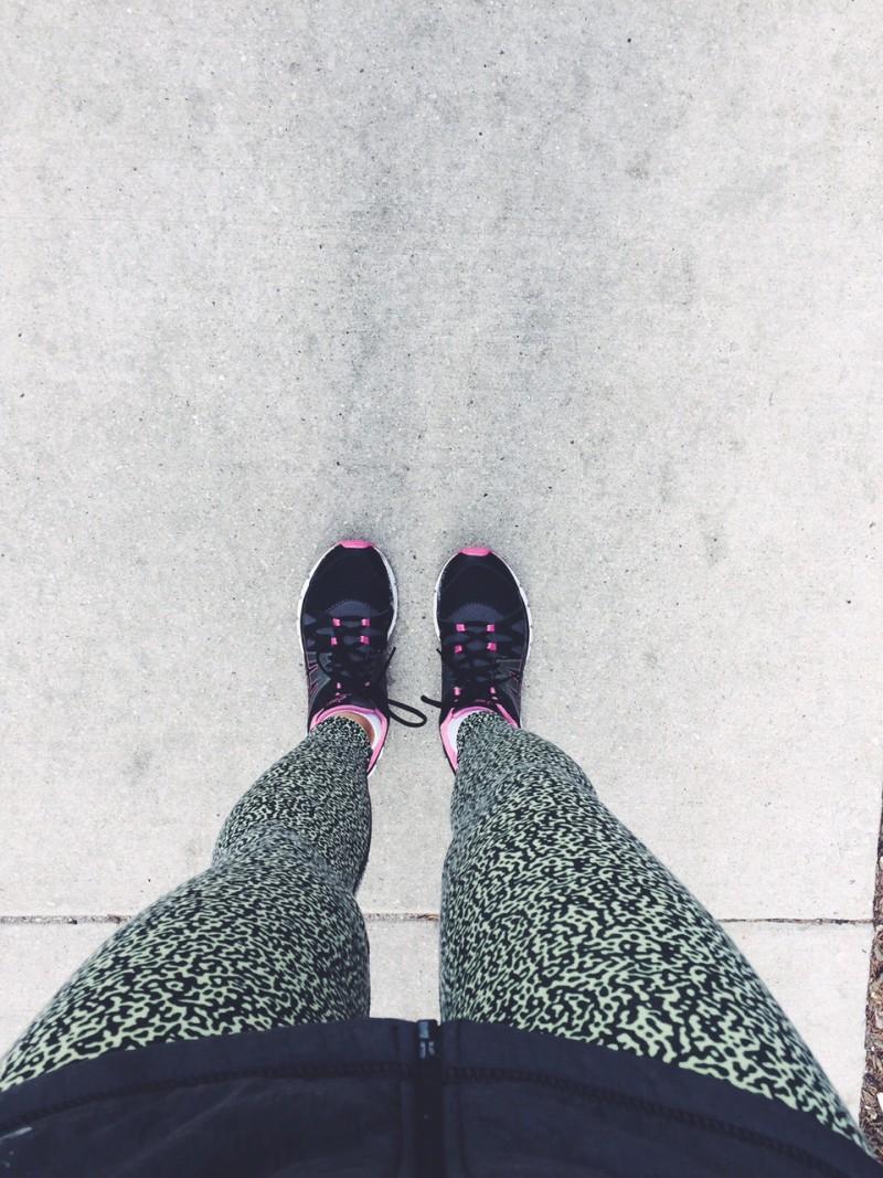 monique's running leggings