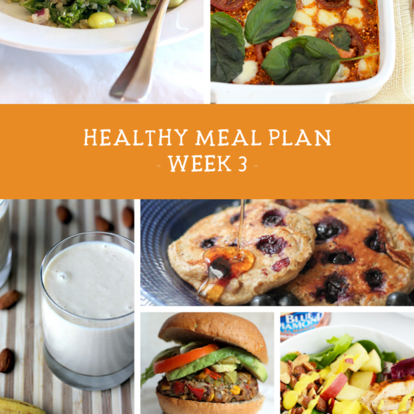 #summerSWEATseries Week 3 #cleaneating meal plan: Lots of amazing recipes and healthy meal options!