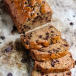 Grain Free Chocolate Chip Peanut Butter Zucchini Bread {2 different ways!}