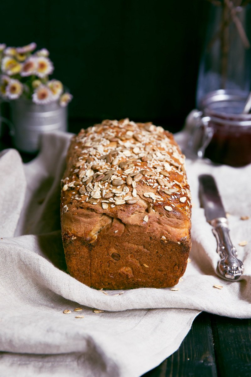 Wheat Bread Recipe Breakfast