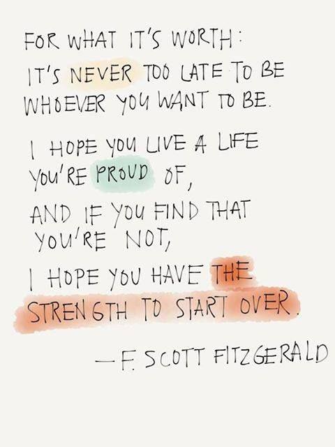 quote by f. scott fitzgerald