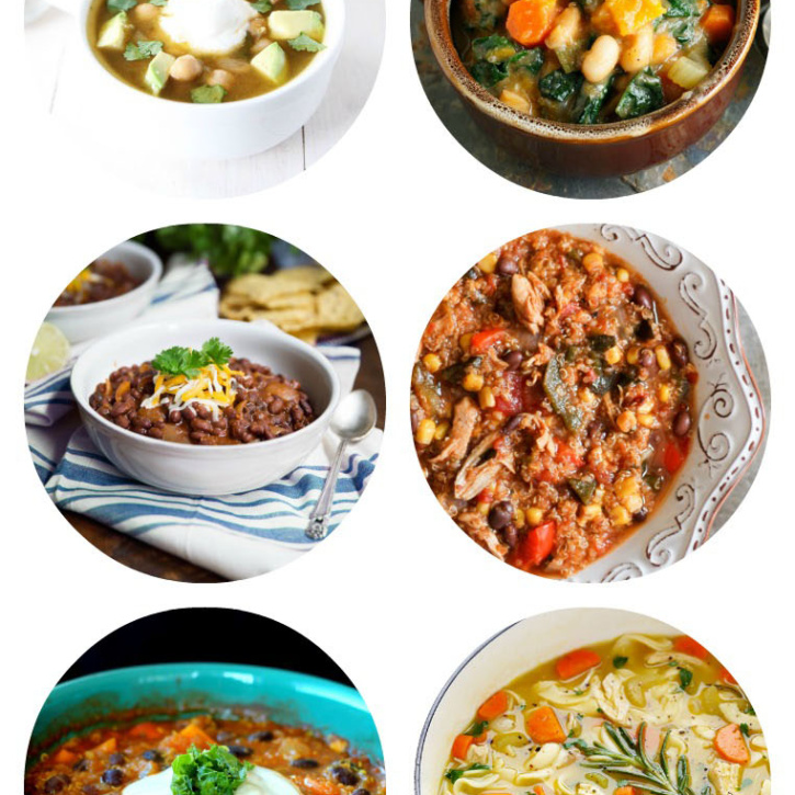 23 Irresistible Healthy Soup Recipes #soup #healthy
