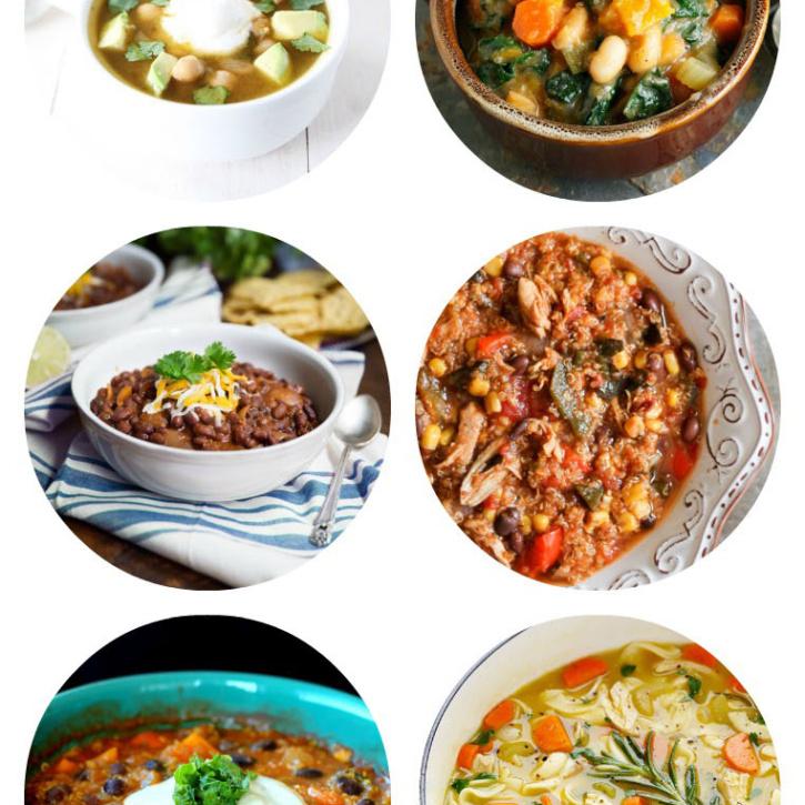 23 Irresistible Healthy Soup Recipes #soup #healthy