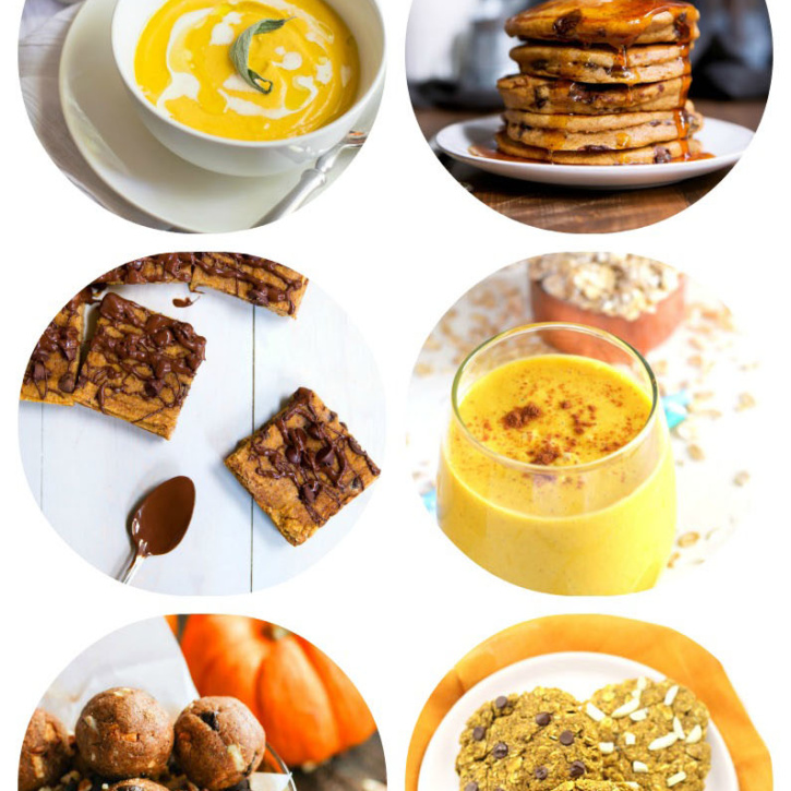 24 Incredible Healthy Pumpkin Recipes that are a must make!
