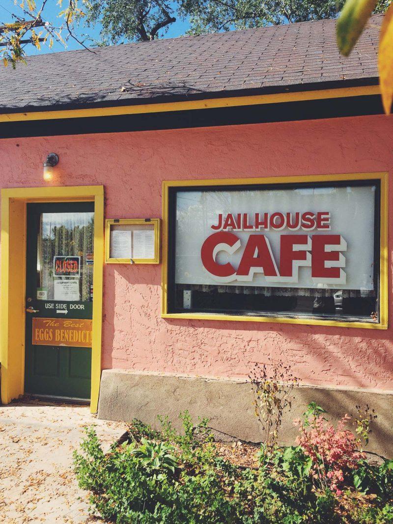 Jailhouse Restaurant in Moab, Utah