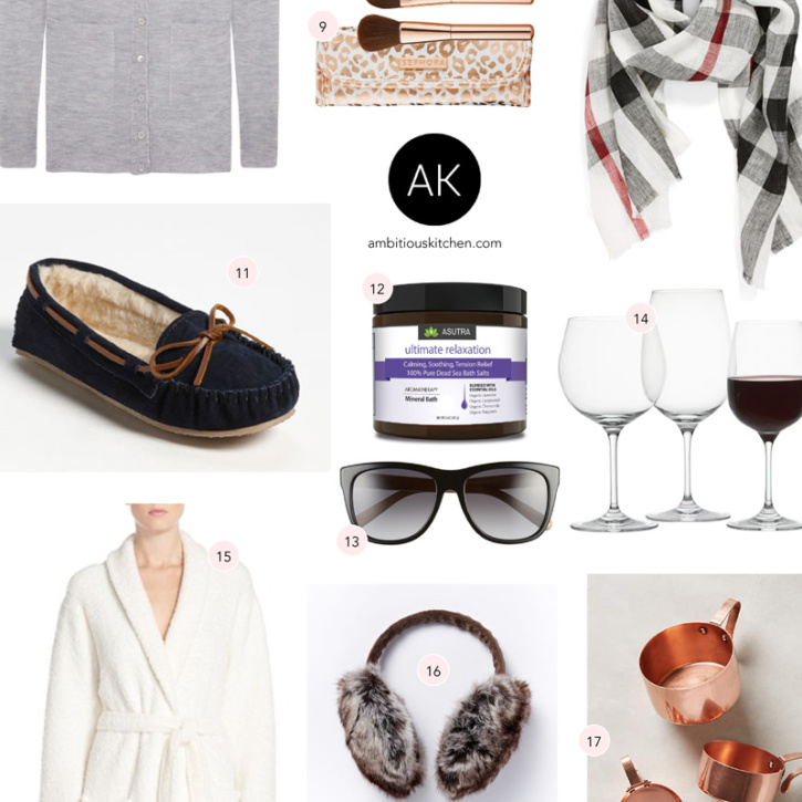 Holiday Gift Guide For Mom! Reasonably priced items and something every Mom can enjoy.
