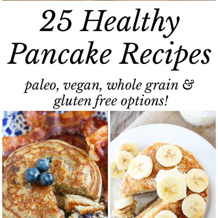 Healthy Pancake Recipes to Try!