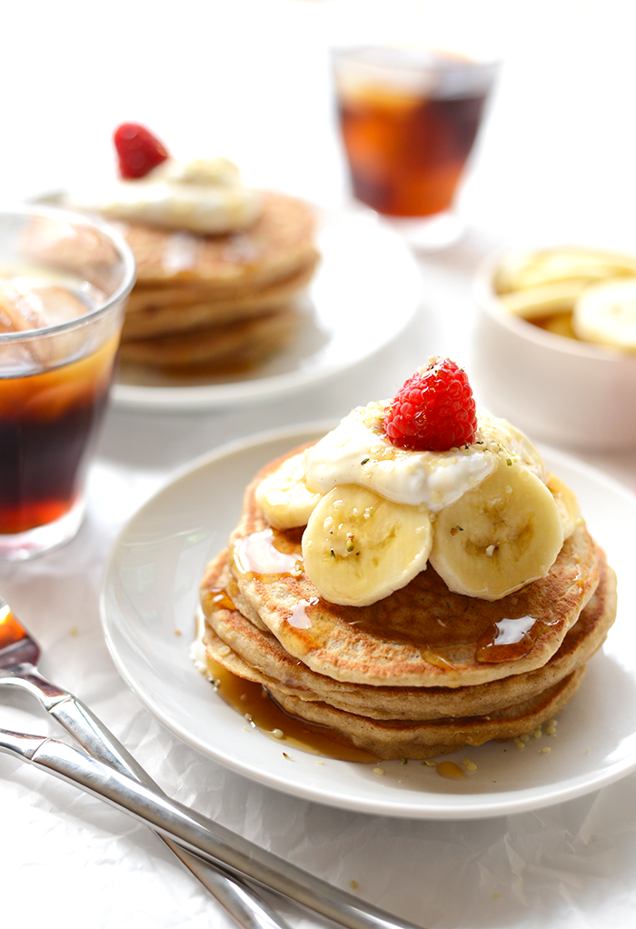 25 Healthy Pancake Recipes Worth Waking Up For | Ambitious ...