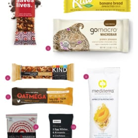 13 Nutrition & Energy Bars to Try