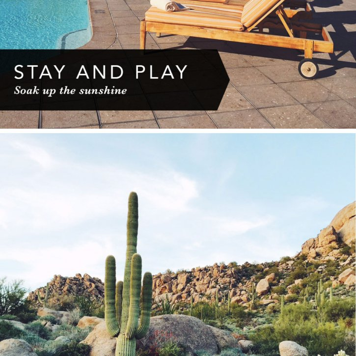Scottsdale, Arizona Travel Guide: The absolute best recommendations on where to stay, eat and go hiking!