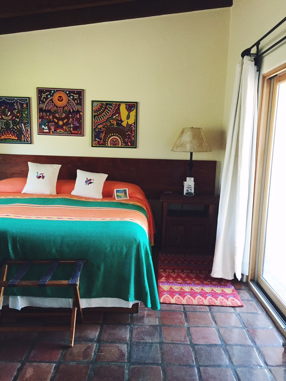 room in rancho la puerta