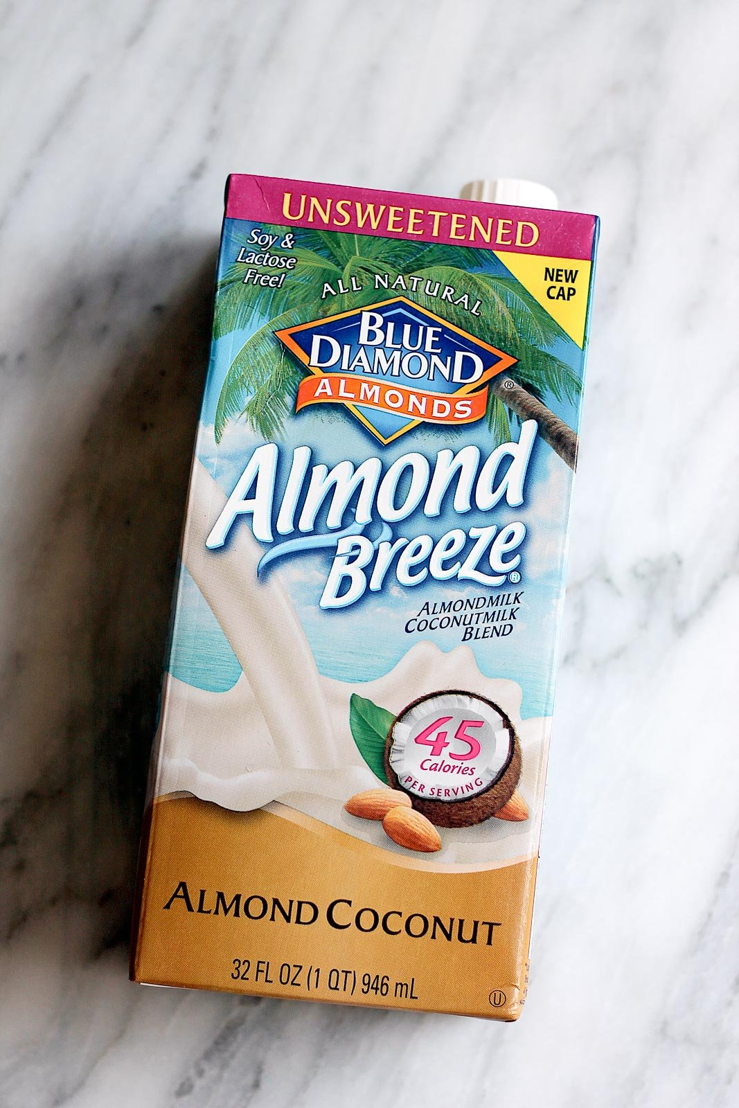 almond breeze almond coconut milk carton for coconut ice cream